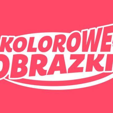 Redesign logo portalu Kolorowe-Obrazki.pl – Edukacyjne kolorowanki dla dzieci