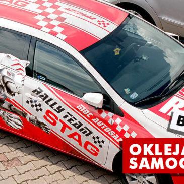 Kompleksowa usługa oklejania samochodów w Białymstoku