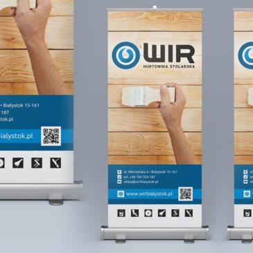 Rollup, to świetny mobilny nośnik reklamy